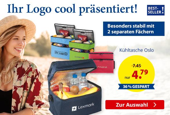 Kühltasche Oslo – BETTMER - Erfolgreiche Werbeartikel