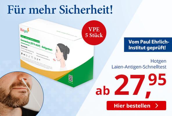 Hotgen Laien-Antigen-Schnelltest online bestellen bei BETTMER – Erfolgreiche Werbeartikel