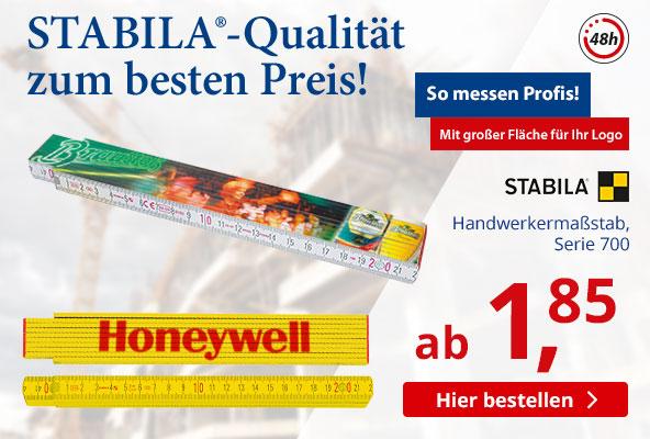 STABILA Handwerkermassstab Serie 700 – BETTMER - Erfolgreiche Werbeartikel