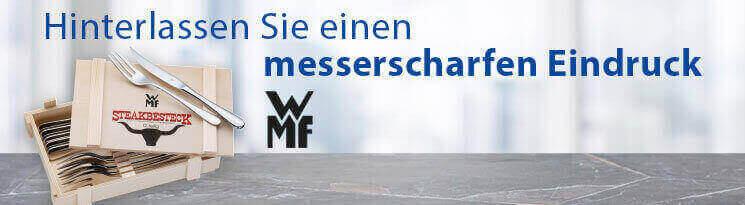 Hochwertige WMF Haushalts-Werbeartikel - Erfolgreiche Werbeartikel im BETTMER Onlineshop