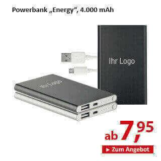Powerbank Energy