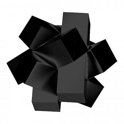 Pussycat 3D-Geduldspiel Sixbricks, schwarz
