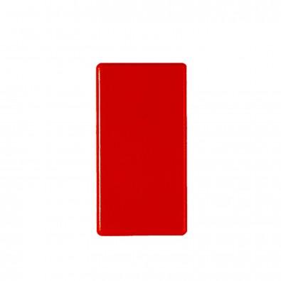 Magnet Rechteck Mini, standard-rot