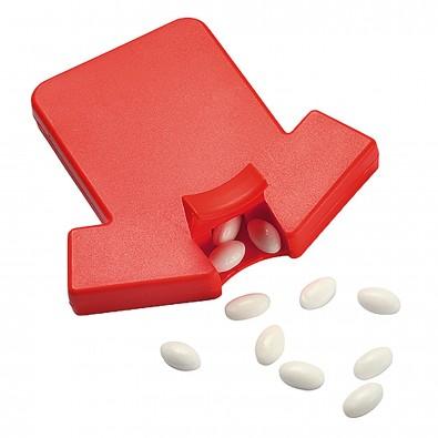 Mint-Spender Trikot standard-rot
