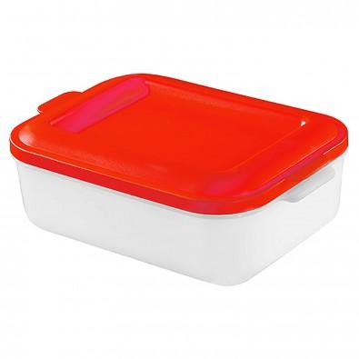 Vorratsdose Brot-Box standard-rot