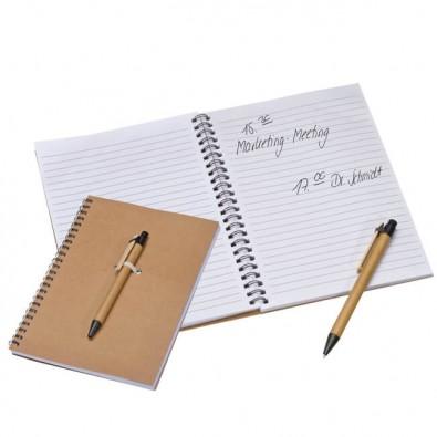 Öko-Schreibblock-Set, A5, DIN A5