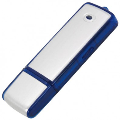 USB-Stick Save, Blau, 4 GB
