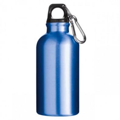 Trinkflasche Outdoor Blau