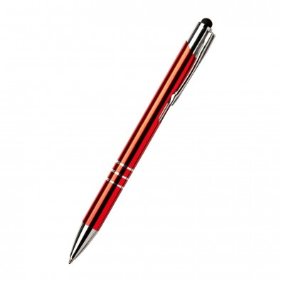 2-in-1 Stift CLIC CLAC-TERUEL rot
