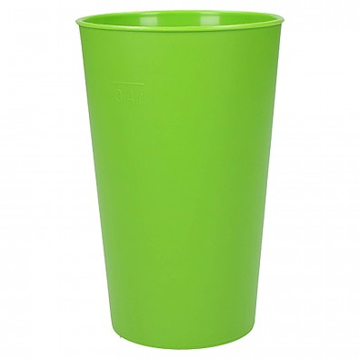 Eco-Trinkbecher 94 Colour 0,4 l, grasgrün