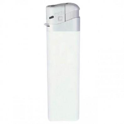 Tokai Piezo-Gasfeuerzeug, Weiß