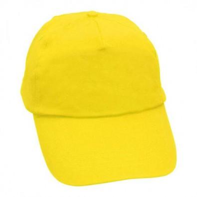 Sport-Cap, Gelb