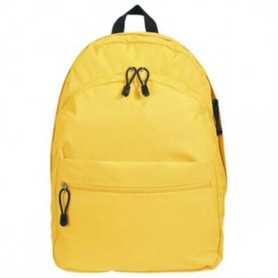 Rucksack, gelb