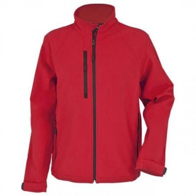 SoftShell Jacke für Sie und Ihn Rot | XXL