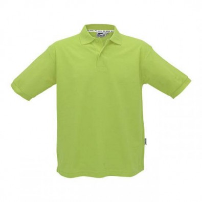 Original Slazenger Polo-Shirt Lime | XXXL