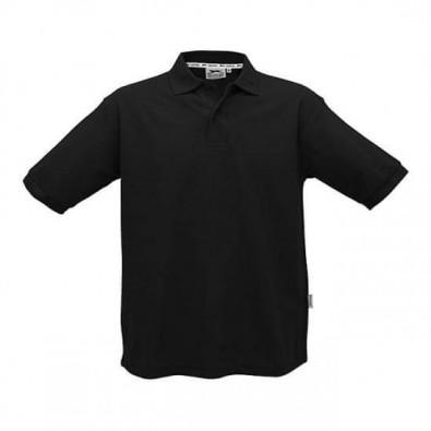 Original Slazenger Polo-Shirt Schwarz | XXXL