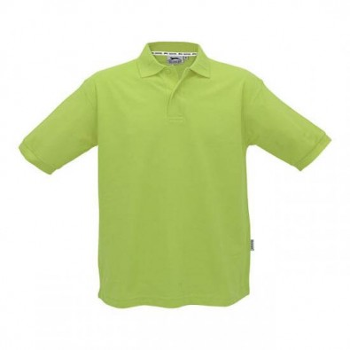Original Slazenger Polo-Shirt Lime | XXL