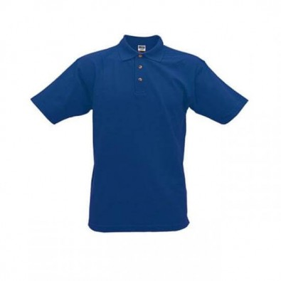 Orig. James & Nicholson Polo-Shirt Marine | M