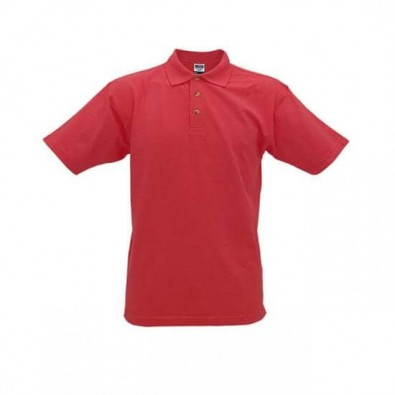 Orig. James & Nicholson Polo-Shirt Rot  | XL