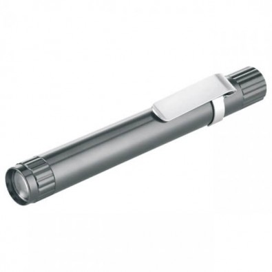 Techniker Metall-Stablampe Anthrazit