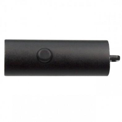 3er LED-Taschenlampe, Schwarz/Metallic