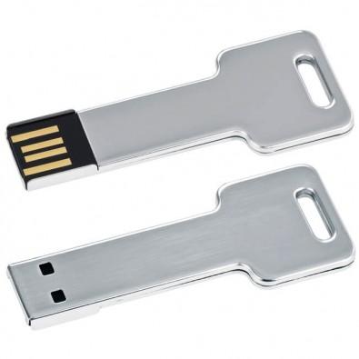 Edelstahl USB Stick Key, 16 GB