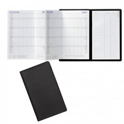 Pocketdata 2018, Leporello Schwarz
