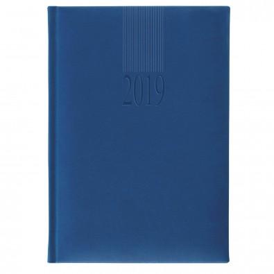 Chef-Buchkalender TUCSON 2019 Mittelblau