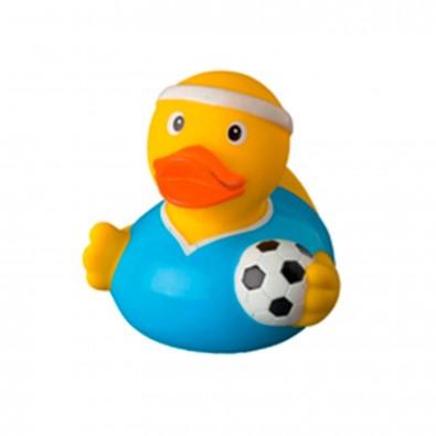Bade-Ente Fussballer