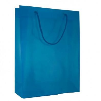 Kunststofftasche Lilli Blau   Gross