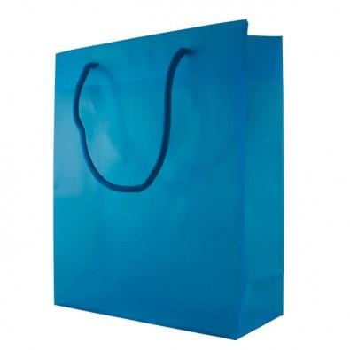 Kunststofftasche Lilli Blau | Mittel