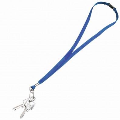 Schlüsselband in 3 Größen, 10 mm, Wunschfarbe