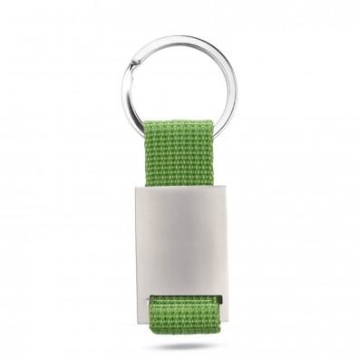 Schlüsselanhänger Trendy Grün
