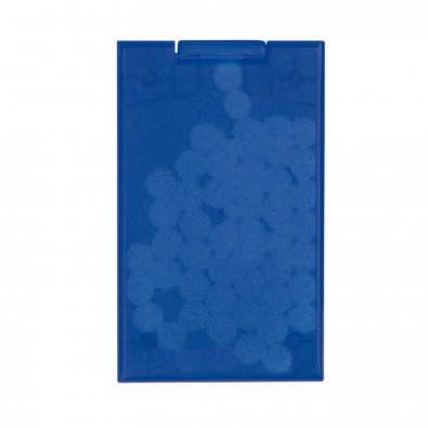 Cool-Card (Mint-Box), Blau/Transparent