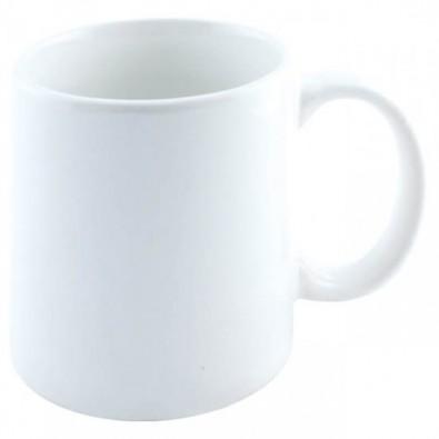 Keramikbecher Carina, Weiß