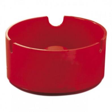 Stapel-Aschenbecher Rot