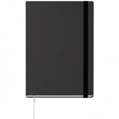 Notizbuch Terminax Smart-Book, A4 Anthrazit/Schwarz