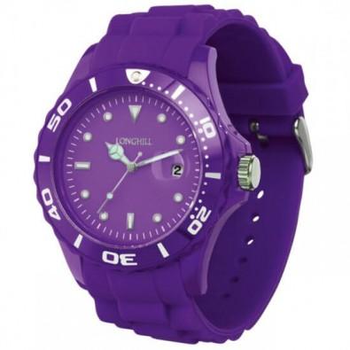 Armbanduhr Style, Lila