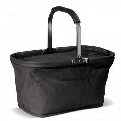 Einkaufskorb mit Kühlfunktion Schwarz