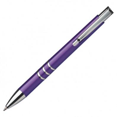 Metallic-Kugelschreiber Maui Lila