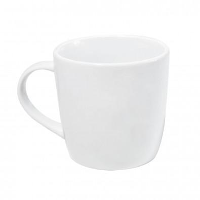 Keramiktasse Tina, Weiß