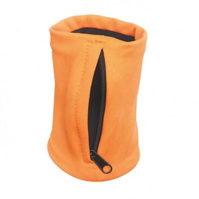 Handgelenk-Geldbörse, Orange