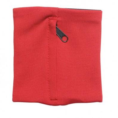 Handgelenk-Geldbörse, Rot