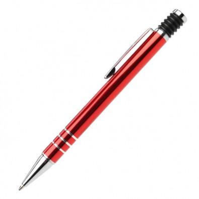 Metallkugelschreiber Rot