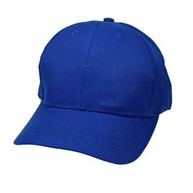 6-Panel-Cap Base, Royal