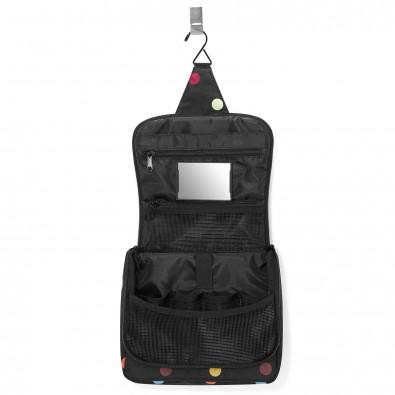Original Reisenthel® toiletbag, Dots, Bunt