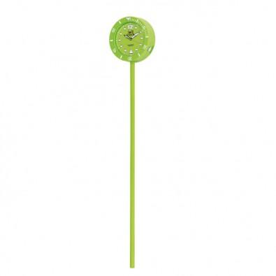 Stabuhr Style Apfelgrün