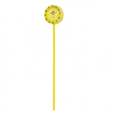 Stabuhr Style Gelb
