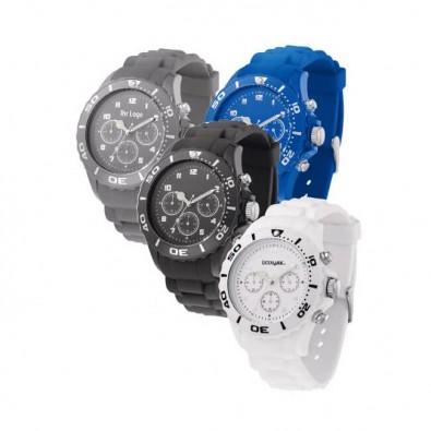 Armbanduhr Style Chrono, Blau