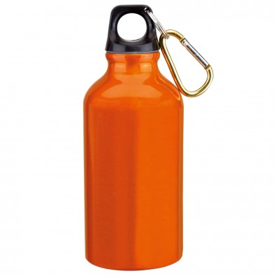 Trinkflasche Outdoor Orange